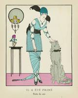 Fashion Poster 1900-1920s Series - 10