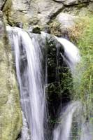 Silk waterfall