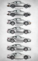 Porsche 911 Turbo Evolution