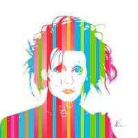 Edward Scissorhands | Pop Art