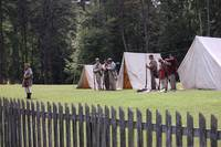 Confederate Re-enactors