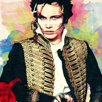 """Adam Ant"" by taylansoyturk"