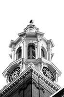 Clocktower B+W