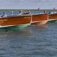 Three Wood Boats - A Close-up Art Prints & Posters by Daniel Teetor
