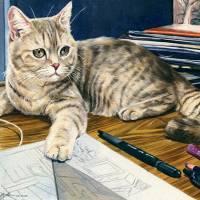 Art Director Art Prints & Posters by Kelly Eddington
