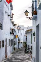 Alleyways of Frigiliana