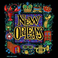 New Orleans Art Prints & Posters by Andy Lackow