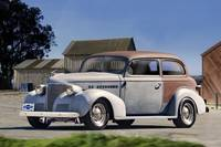 1939 Chevrolet Master Deluxe Sedan 'Survivor'