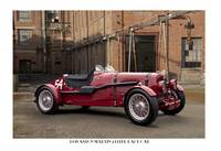 1938 Aston Martin 2 Liter Race Car II