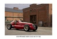1939 Maserati 4CL Race Car II