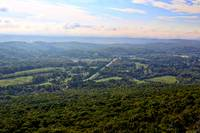 Smoky Mountain Viewpoint by Carol Groenen