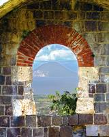 Brimstone Hill Fortress National Park, St Kitts, C