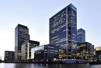 London Docklands Skyline