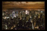 Night Falls on Manhattan