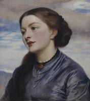Mrs John Hanson Walker, by Lord Leighton Frederic