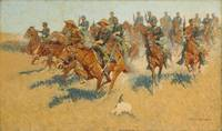 On the Southern Plains, Frederic Remington