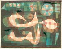 Paul Klee - The Barbed Noose with the Mice [1923]
