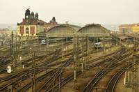 Prague Railroad Station