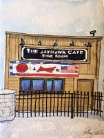 Jayhawk Cafe Pine Room