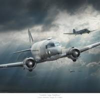 Combat Cargo Taskforce Art Prints & Posters by Jeff Stephenson