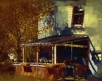 Quaint Cafe by Kirt Tisdale