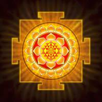 Sri Yantra - Artwork XIV