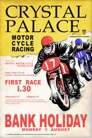 The Crystal Palace Motor Cycle Racing