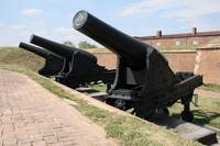 Cannon Battery Ft McHenry