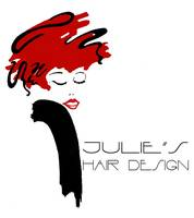 Julie's Hair Design Logo