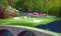 During the Masters