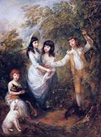 The_Marsham_Children_-_Thomas_GAINSBOROUGH