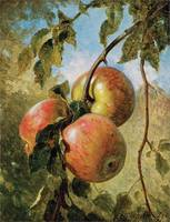 Thomas Worthington Whittredge (1820-1910), Apples,