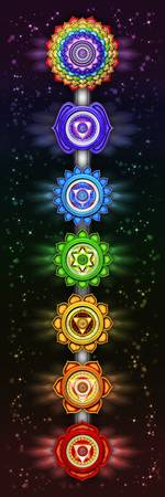 The Seven Chakras - Series