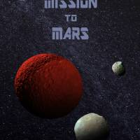 Mission To Mars Poster by I.M. Spadecaller