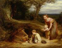 John Linnell - The Young Brood