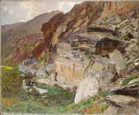 John Singer Sargent, In the Simplon Valley