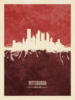 Pittsburgh Pennsylvania Skyline