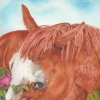 Caught Me Art Prints & Posters by Gayela Chapman-McKelvie