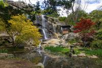 Waterfall at Maymont