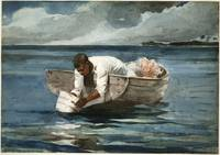 Winslow Homer, The Water Fan