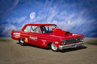 1965 Ford Falcon 'Drag Racing' I