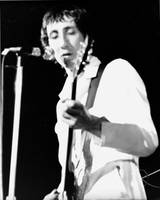 Pete Townshend At Tanglewood Music Shed 1970