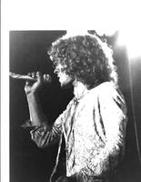 Roger Daltrey At Tanglewood Music Shed 1970