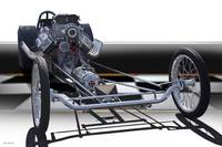 Early Top Fuel Dragster II