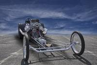 Early Top Fuel Dragster I