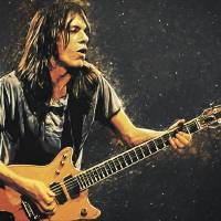 Malcolm Young Art Prints & Posters by Inna Ivanova