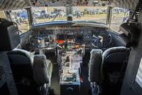 Convair 440 Cockpit