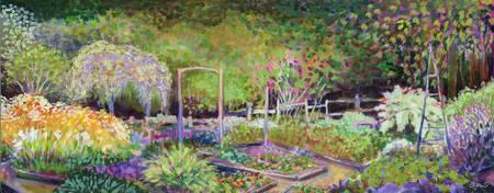 Thyme Garden No 2