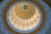 Top of the Texas Capital Rotunda