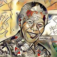 Mandela Centenary Memorial Picture (Limited Editio